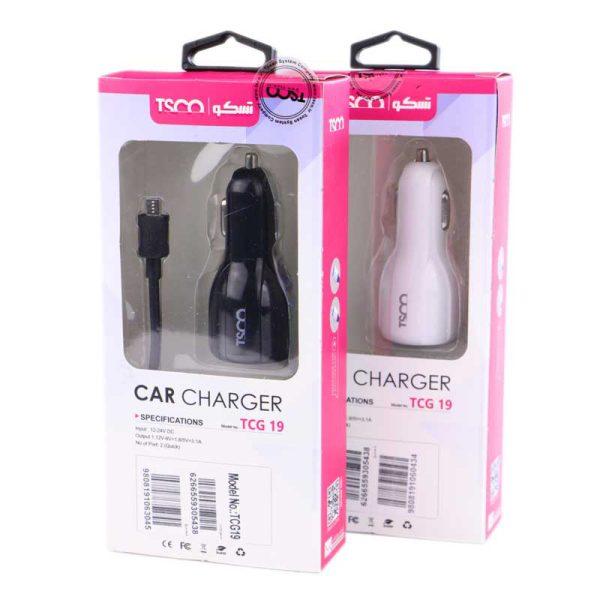 CAR CHARAGER TCG-19