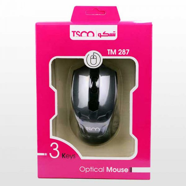 OPTICAL MOUSE TM-287