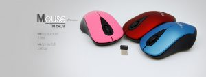 OPTICAL MOUSE TM-640W