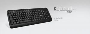 Keybord WIRED TSCO TK-8011