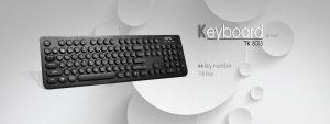 Keybord WIRED TSCO TK-8013