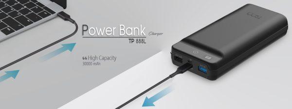 PORTABLE POWER BANK TP 888